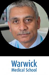 Professor Vinod Patel
